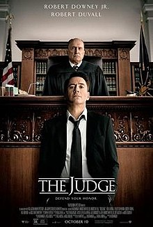 poster The Judge (2014)