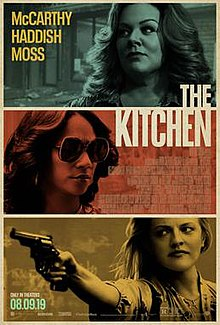 poster The Kitchen (2019)