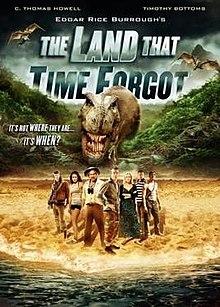 poster The Land That Time Forgot (2009)