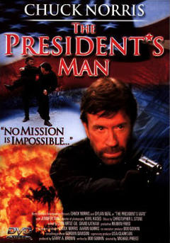 poster The President's Man (2000)