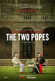 poster The Two Popes (2019)