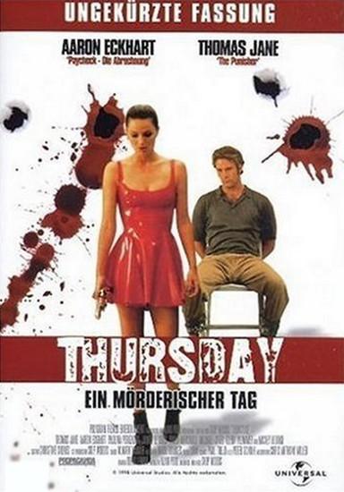 poster Thursday (1998)