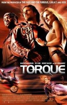 poster Torque (2004)