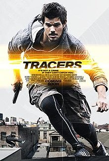 poster Tracers (2015)