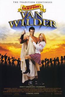 poster Van Wilder (2002)