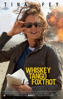 poster Whiskey Tango Foxtrot (2016)