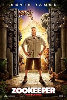 poster Zookeeper (2011)