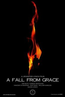 poster A Fall from Grace (2020)