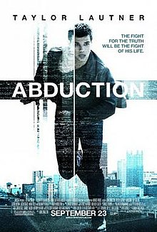 poster Abduction (2011)