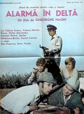 poster Alarmă în Deltă (1975)