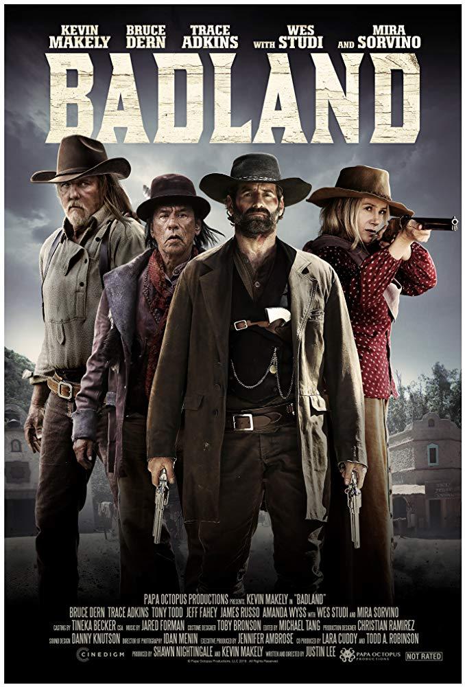 poster Badland (2019)