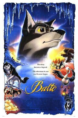 poster Balto (1995)
