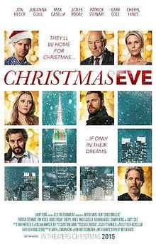 poster Christmas Eve (2015)