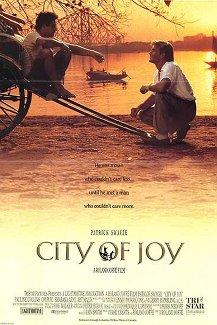 poster City of Joy (1992)