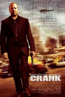 poster Crank (2006)