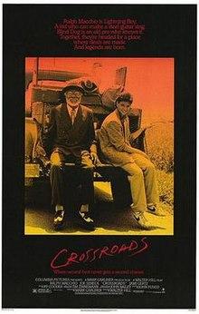 poster Crossroads (1986)