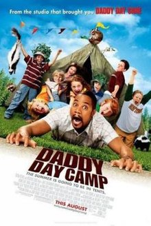 poster Daddy Day Camp (2007)