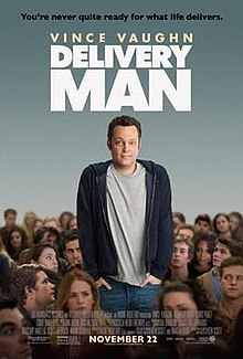 poster Delivery Man (2013)