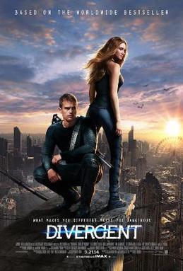 poster Divergent (2014)