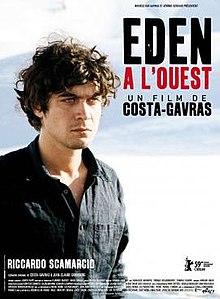 poster Eden a l'Ouest (2009)