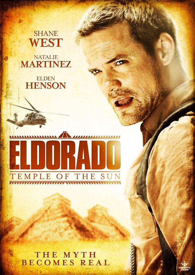 poster El Dorado Temple Of The Sun (2010)