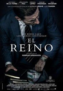 poster El reino (2018)