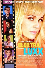 poster Elektra Luxx (2010)