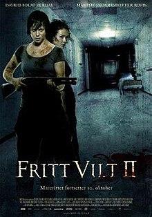 poster Fritt vilt II (2008)
