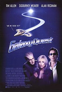 poster Galaxy Quest (1999)