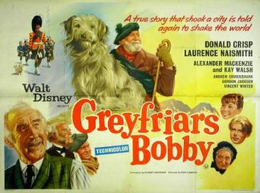 poster Greyfriars Bobby The True Story of a Dog (1961)