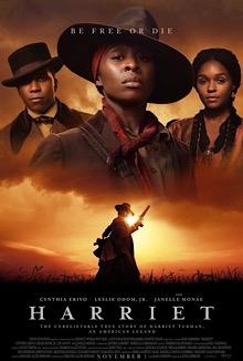 poster Harriet (2019)