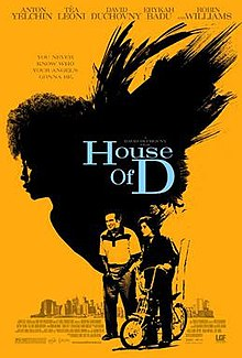 poster House of D (2004)