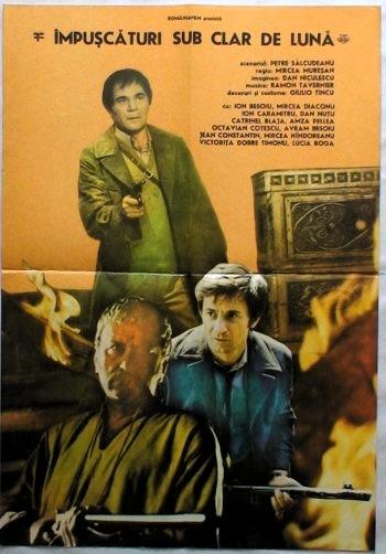poster Impuscaturi sub clar de luna (1977)