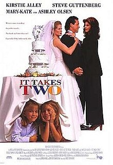 poster It Takes Two (1995)