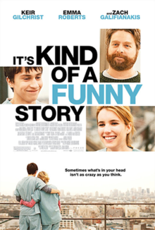 poster It's Kind of a Funny Story (2010)