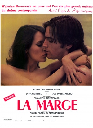 poster La Marge (The Streetwalker) (1976)