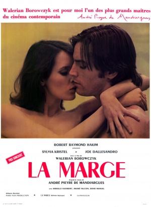 poster La Marge (The Streetwalker) (1976)