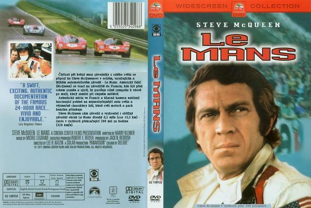 poster Le Mans (1971)