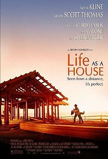 poster Life as a House (2001)