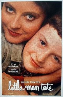 poster Little Man Tate (1991)