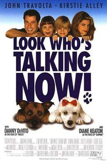 poster Look Who's Talking Now (1993)