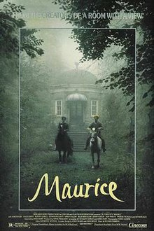 poster Maurice (1987)
