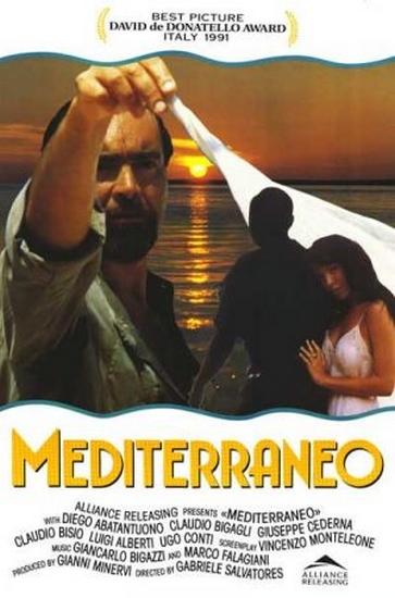 poster Mediterraneo (1991)