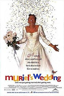 poster Muriel's Wedding (1994)