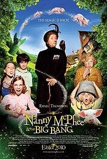 poster Nanny McPhee and the Big Bang (2010)