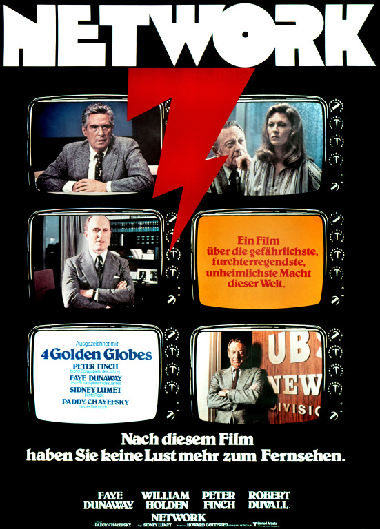poster Network (1976)