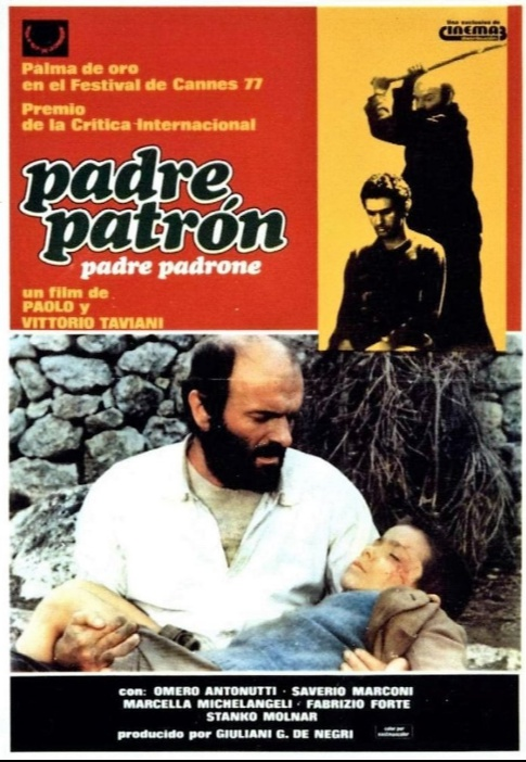 poster Padre padrone (1977)