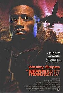 poster Passenger 57 (1992)