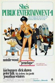 poster Penelope (1966)