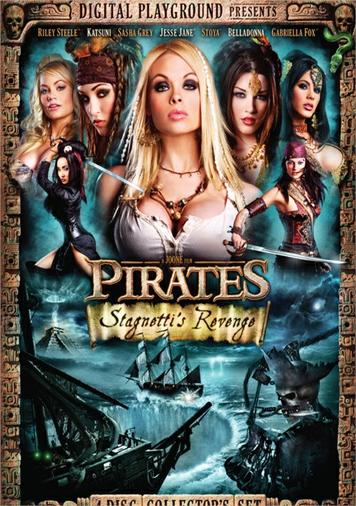 poster Pirates II Stagnetti's Revenge (2008)